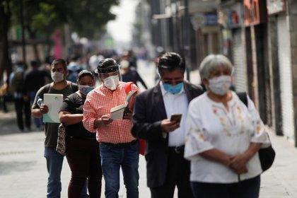 México llegó a 27,121 muertos y 220,657 casos confirmados de Covid-19