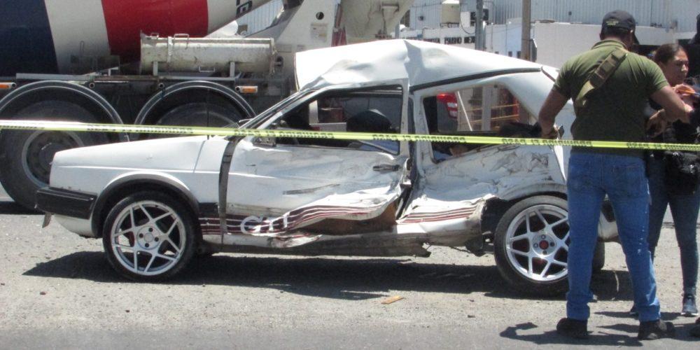 Choque dejó un muerto en San Francisco de los Romo