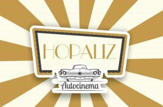 Checa la programación de esta semana del autocinema Hopaliz
