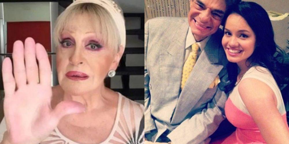 Anel Noreña se molesta al escuchar el nombre de Sarita Sosa
