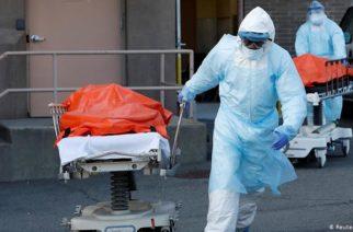 México rebasa las 26 mil muertes por Coronavirus