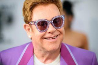 """Elton John es demandado """"amistosamente"""" por su ex esposa"""