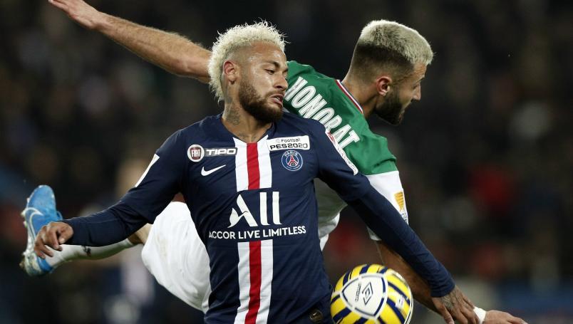Final del futbol francés se jugará con aficionados en el estadio
