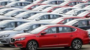 Ventas de autos se desploman en más del 58%