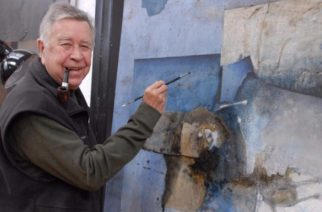 Muere Manuel Felguérez, pintor y escultor mexicano