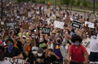 Trump anuncia despliegue de militares armados en Washington por protestas