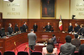 Valida la SCJN penas más severas por delitos de género en Aguascalientes