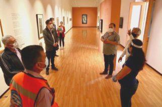 ICA e ISSEA alistan apertura de espacios culturales