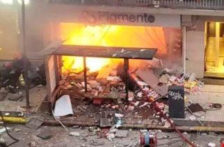 Explosión en una perfumería en Buenos Aires deja dos muertos y varios heridos