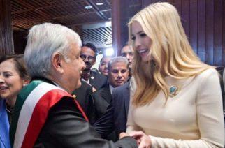 Visita de AMLO reforzará amistad de EU y México: Ivanka Trump