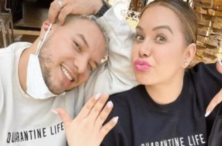 Chiquis Rivera y Lorenzo Méndez tienen coronavirus