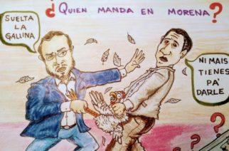 ¿Quién manda en Morena Aguascalientes?