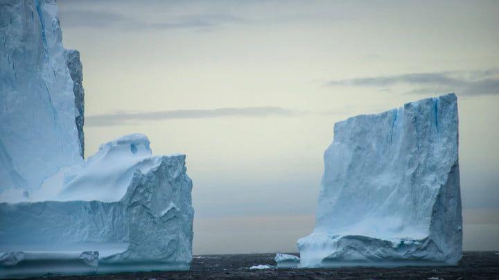 Estiman que deshielo en la Antártica aumentará 4 metros el nivel del mar