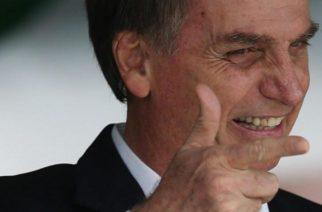 """Usar cubrebocas """"es cosa de gays"""": Bolsonaro"""
