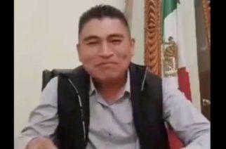 """Alcalde en Veracruz recomienda """"hacer el amor"""" para evitar contagios de Covid-19"""