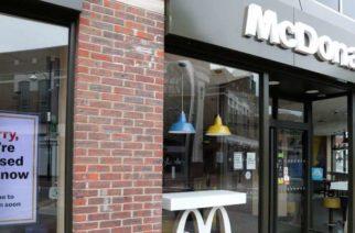 Se desploman ventas de McDonald's en el mundo
