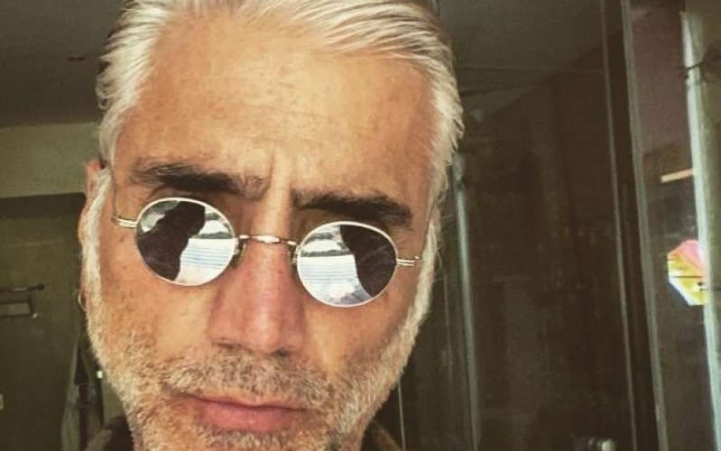 Alejandro Fernández llora  ante crisis en la música por Covid-19