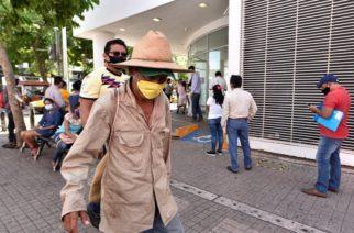 Muertes por coronavirus en México asciende a 40,400