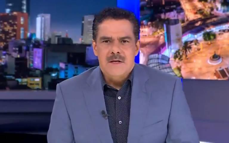 Javier Alatorre sería despedido de TV Azteca tras 20 años de trabajo
