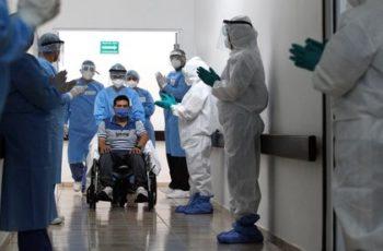 México llegó a 31,119 muertos y 261,750 casos confirmados de Coronavirus