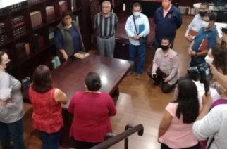 Promete diputado de Morena revisar caso de cesadas en el Congreso de Aguascalientes