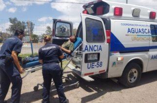 Grave un menor de 13 años tras caerle encima una camioneta en Los Arellano