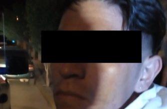 """Detienen a """"El Güero"""" por enviarle fotos íntimas a una niña de 11 años en Jesús María"""