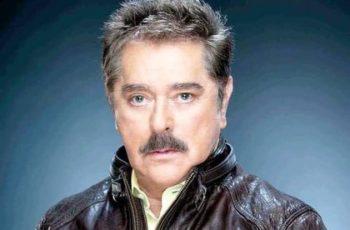 Muere por Covid-19 el actor mexicano Raymundo Capetillo