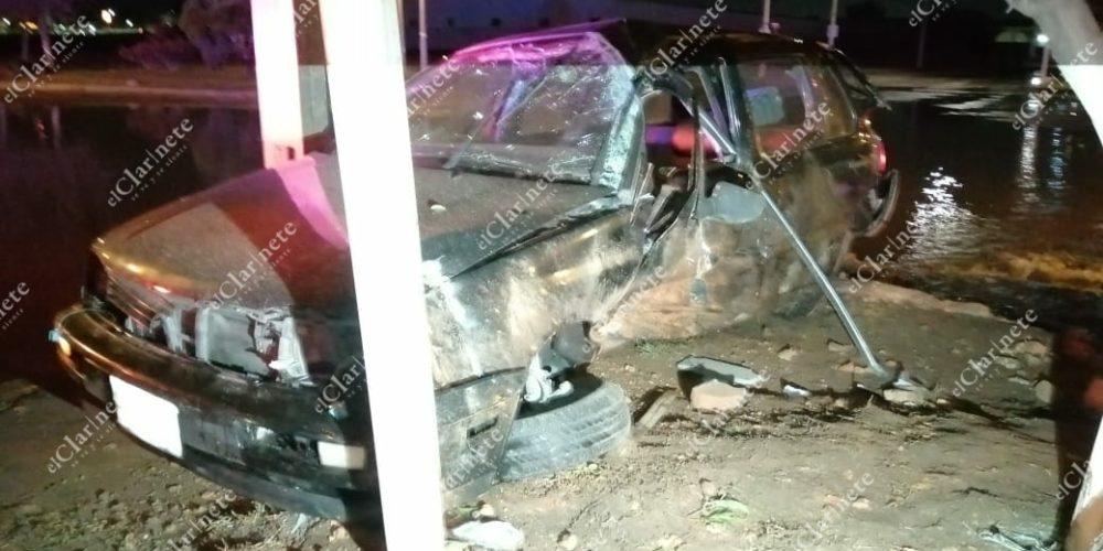 Se robó un vehículo, en persecución chocó y murió en Aguascalientes