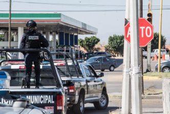 Más de 33 mil detenidos por la policía municipal en el primer semestre del año