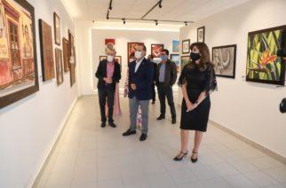 Inauguran galería de arte en la UTNA