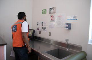 Casi 100 negocios ha clausurado la Guardia Sanitaria en Aguascalientes