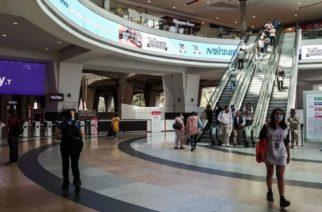 Quedan prohibidos los probadores de ropa en centros comerciales