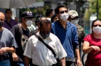 México suma 35 mil seis muertes por coronavirus