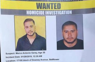Creen que asesino buscado en Los Ángeles escapó hacia Aguascalientes