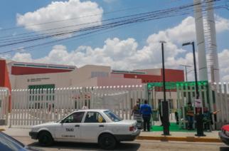 Nace bebé en puesto de vigilancia de la clínica 3 del IMSS en Aguascalientes