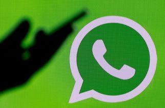 WhatsApp se vuelve a caer