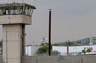 TONALA, JALISCO, 15JUNIO2016.- Complejo penitenciario de Puente Grande, en donde el día de hoy se inauguraron los juzgados de Control y Juicio Oral del Distrito 1 Judicial del Estado Jalisco. FOTO : FERNANDO CARRANZA GARCIA / CUARTOSCURO.COM