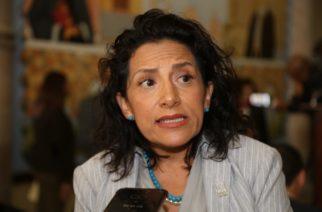 """Presume Banda ser """"la diputada más productiva"""" del Congreso de Aguascalientes"""