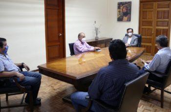 Empresarios acuerdan la consolidación del transporte urbano de Aguascalientes