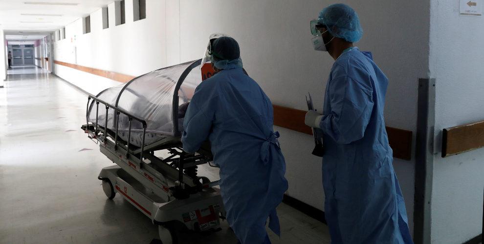 Aguascalientes se acerca a las 700 muertes por Covid-19
