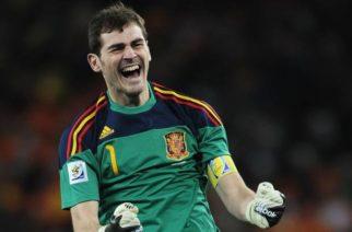 Iker Casillas se retira del futbol a los 39 años
