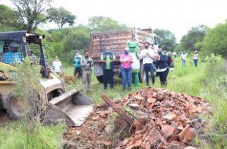 En conjunto sociedad y municipio realizan acciones de conservación en Bosque de los Cobos