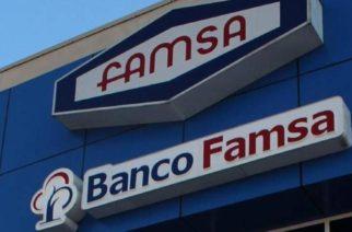 Presentan avances del proceso de pago a depositantes de Banco Ahorro Famsa