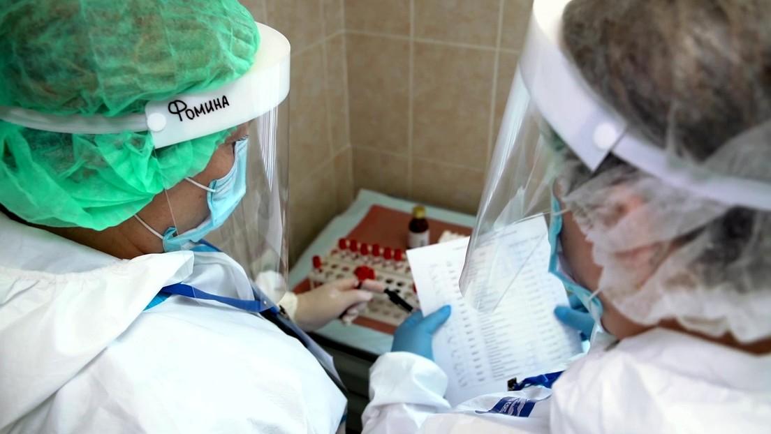 Rusia planea vacunar a su población contra el Covid-19 en noviembre