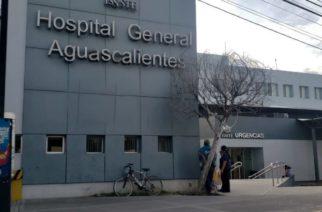 Negligencia criminal en el ISSSTE de Aguascalientes