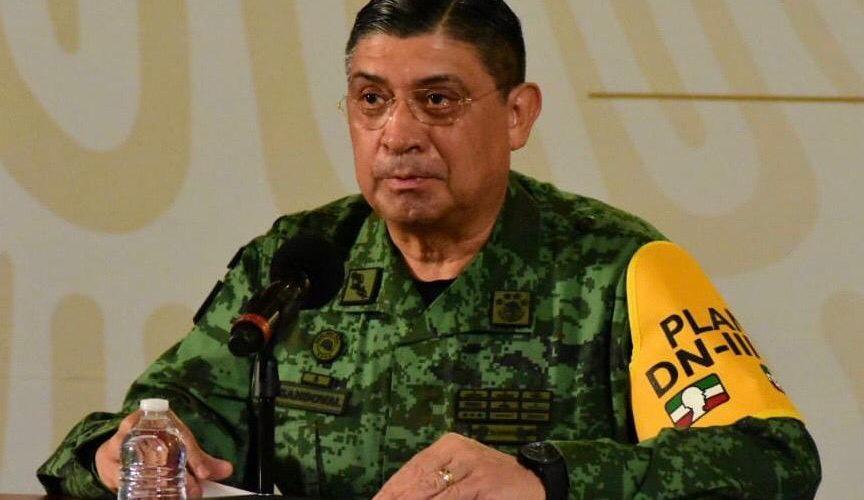 Secretario de Defensa da positivo a Covid-19