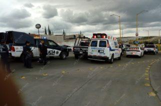Sujeto drogado tiró un niño de 2 años a contenedor de basura en Aguascalientes