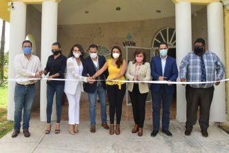 Tere Jiménez inaugura clínica de rehabilitación de adicciones
