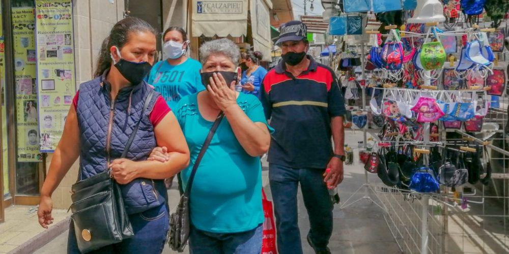 En los últimos 2 meses pandemia ha ido a la baja, asegura Orozco